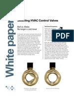 Ball Valve White Paper