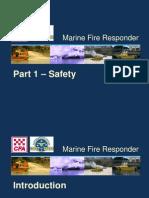 Ppt Marine Fire Responder Part 1 Safety Ed1.0 092010