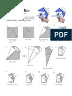 Origami Nut » Space Monster/Venus Flytrap | 198x149