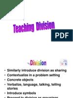 Teaching Division 5