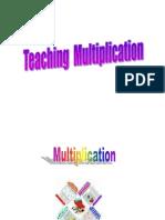 Teaching Multiplication 4