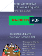 Business Etiquette.ppt