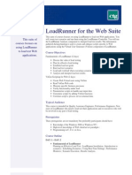 Belgium LoadRunner Web Suite