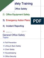 Basic Office Safety