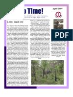 April Newsletter 09