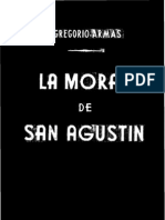 Armas, Gregorio - La Moral de San Agustin