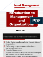 Intrtoduction to Management