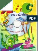 ABC Cu Cantece Cartea