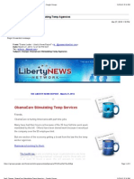 Fwd- Change- ObamaCare Stimulating Temp Agencies - Google Groups