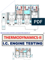 Thermodynamics II