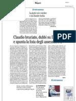 Rassegna Stampa 28.08.2013