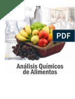 Quinto Semestre - Analisis Quimicos de Alimentos - Colegio de Bachilleres Del Estado de Sonora