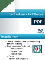 tariffandnontariffbarriers-110610073400-phpapp01