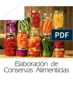Sexto Semestre - Elaboracion de Conservas Alimenticias - Colegio de Bachilleres Del Estado de Sonora