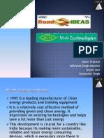 NVIS Technologies BizDom 2ndNov2012