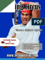 Testing Circus Vol4 Edition05 May 2013