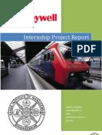 honeywell project report.docx