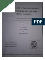 Strengthening of RC Beams Using GFRP