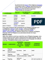 Additional Spanish Lessons