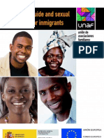 Informative guide and sexual information for inmigrants (UNAF)