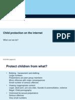 Child Protection on the Internet John Van Krieken - Presentation