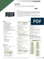 PCI-9111Series Datasheet en 1