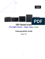 Bladecenter Interoperability Guide 2011-August 2011 Final