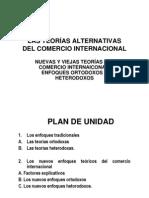 Las Teorias Alternativas Del Comercio Internacional