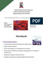 Dexmedetomidina - BQ