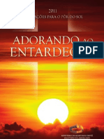 Meditação Pô-do-Sol 2011