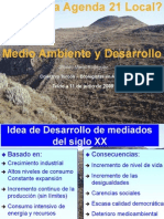 Presentación_Agenda 21_Turcon