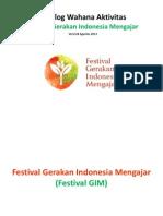 Katalog FestivalGIM-Umum