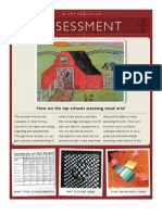 Arts Assessments PDF
