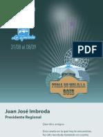 """Programa de """"La Gaviota"""" 2013"""