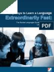 Learn to Speak Spanish like a Rocket!