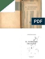 El Patriciado Uruguayo