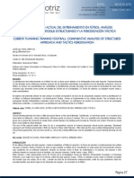 planificación-enfoque estructurado vs periodización táctica