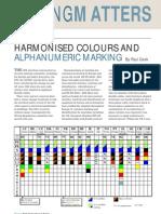 IEE Harmonized Colours