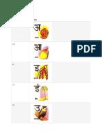 hindi alpha