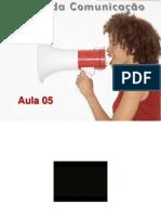 Teoria de Comunicação_Aula05