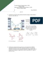 Prova 1 Mecanica 20112 Resolvida
