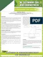 Semana Informatica 2013 - Modelo Poster