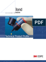 Single Bond Universal Technical Product Profile - LAapac_pgs