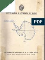Sml-caracteristicas Climatologicas de La Bahia Collins DINAMET 1995