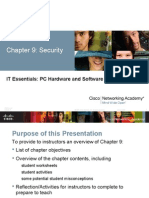 ITE PC v40 Chapter9