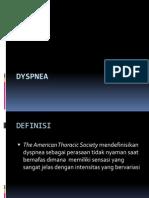 Dyspnea Part 1