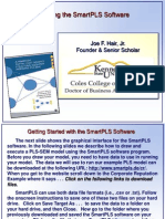 2 - How to Use SmartPLS Software_Getting Started - Simple Model