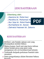 Sastera[Present]