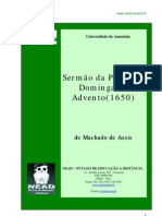 Sermão da Primeira Dominga do Advento