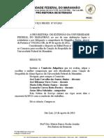 ORDEM DE SERVIÇO 052013